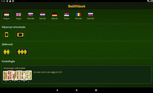 Zsirozas - Fat card game 6.0 screenshots 8