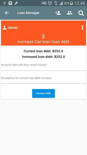 Loan Manager  Screenshots 7