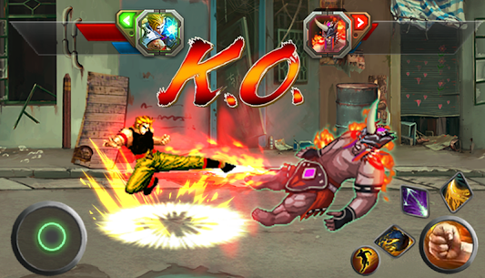 Free Street Fighting City Fighter Apk Download 2021 2