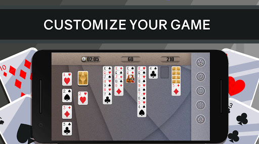 Solitaire free Card Game 2.3.0 screenshots 2
