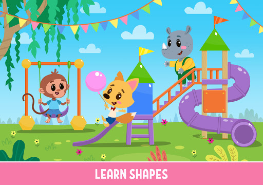 Preschool learning games for toddlers & kids  screenshots 9