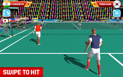 Top Badminton Star Premier League 3D screenshots 10