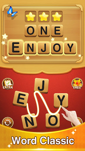 Word Talent Puzzle: Word Connect Classic Word Game  screenshots 7