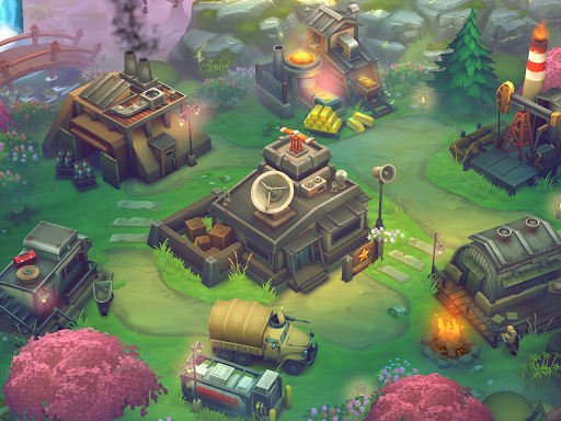GUNS UP! Mobile Varies with device screenshots 22
