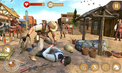 Western Cowboy Gun Shooting For Pc (Free Download On Windows7/8/8.1/10 And Mac) 2