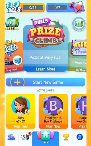 Scrabbleu00ae GO - New Word Game Apkfinish screenshots 19