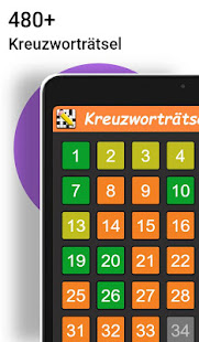 Kreuzworträtsel Deutsch kostenlos 1.6.0 screenshots 4