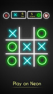 Tic Tac Toe Glow: For Pc – How To Install And Download On Windows 10/8/7 2