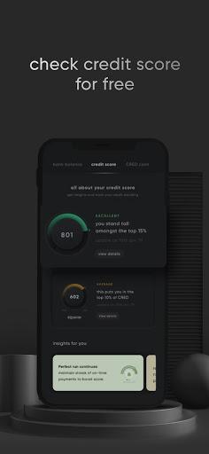 CRED credit card bills, rewards, free credit score  screenshots 2