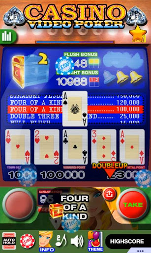 Casino Video Poker  screenshots 18