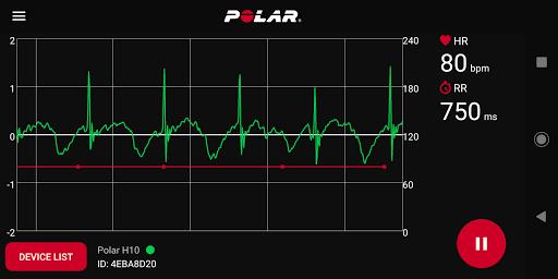 polar equine app – optimize your horse's fitness screenshot 2