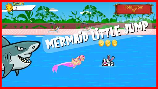 sophia mermaid little jump screenshot 2