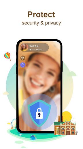 LivU: Meet new people & video chat now apktram screenshots 7