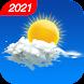 天気予報とレインレーダーライブ-WeaUmbla - Androidアプリ