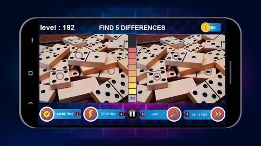 Spot 5 Differences 1000 levels 1.6.8 screenshots 7