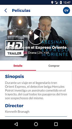 Cineplanet Peru00fa screenshots 5