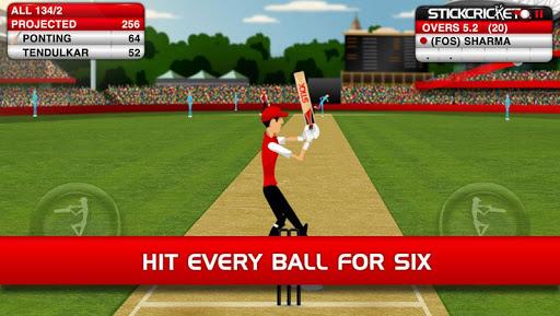 Stick Cricket Apk 1