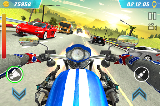 Bike Racing Simulator - Real Bike Driving Games apktram screenshots 10