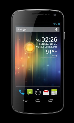 Weather Clock Widget 1.9.8.3-30 Screenshots 2