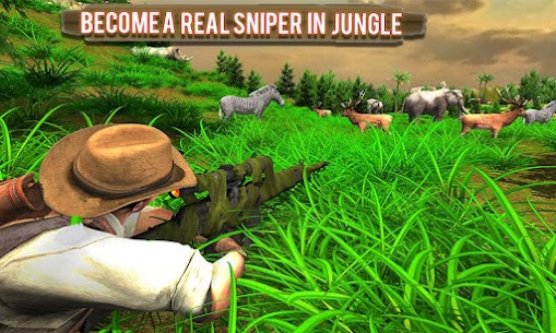 Animal Hunt : Jungle Survival Hack Game Android & iOS 5