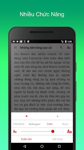 u0110u1ecdc Vu1ecb Bu1ea5t Ku1ef3 Ai Offline - Su00e1ch Hay Nu00ean u0110u1ecdc  screenshots 2