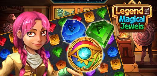 Legend of Magical Jewels: Empire puzzle 1.0.6 screenshots 2