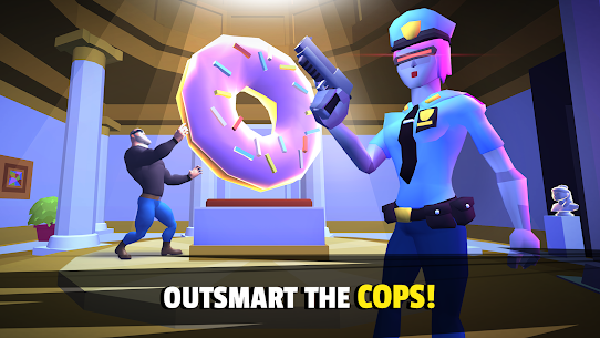 Robbery Madness 2: Stealth Master Thief Simulator Mod Apk 2.0.9 (Unlimited Money) 6