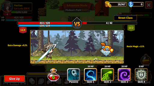 The Dark RPG 1.9.3 screenshots 6