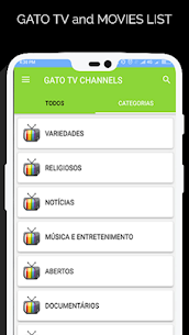 Gato TV Mod Apk 3