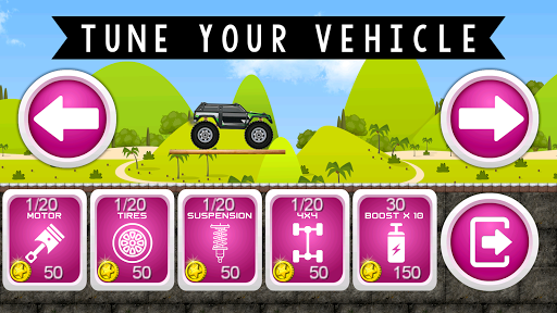 monster truck hero screenshot 3