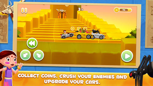 Chhota Bheem Speed Racing - Official Game modavailable screenshots 4