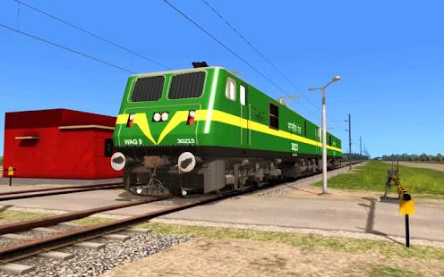 City Train Driving Simulator: Public Train 1.0.4 screenshots 1