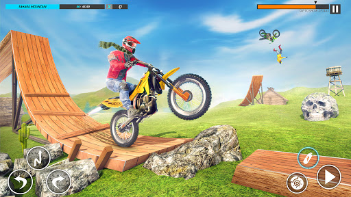 Bike Stunt 2 Bike Racing Game - Offline Games 2021 1.36.3 Screenshots 4