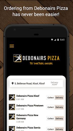 Debonairs Pizza 2.1.141 Screenshots 1