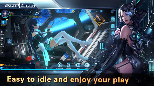 Angel Legion: 3D Hero Collector Idle RPG 46.1 screenshots 2