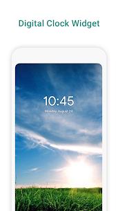 Digital Clock Widget 1