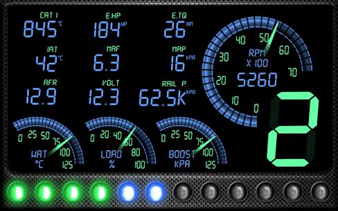 RacingMeter for Torque Pro APK 2