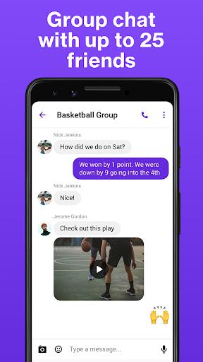 TextNow: Free Texting & Calling App Apkfinish screenshots 5