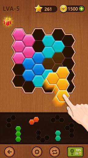 Block Hexa Puzzle 4.9 screenshots 1