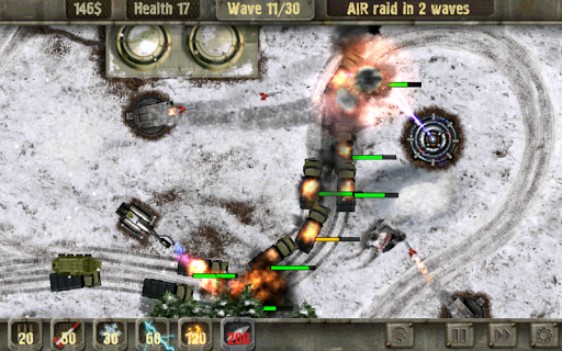 Defense Zone - Original 1.1.3 screenshots 1