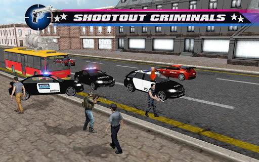 Cops Crime City :Police Driver  screenshots 5