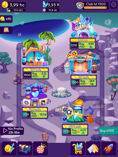 Idle Planet Tycoon: Idle Space Incremental Clicker screenshots 14