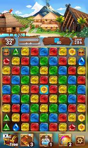 Sea of Jewels : Aloha ! Match3 puzzle 3