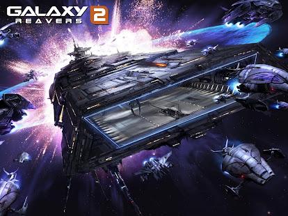 Galaxy Reavers 2 - Space RTS Battle 1.0.961 Screenshots 11