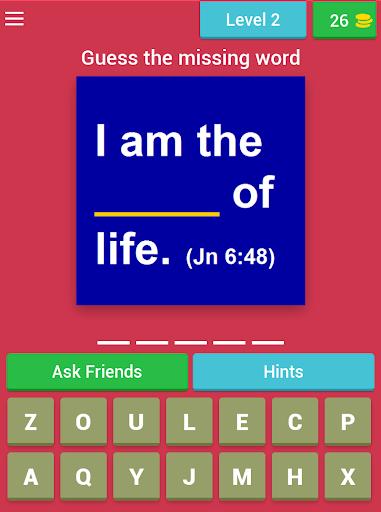 Bible Verse Quiz (Bible Game) apkmr screenshots 12