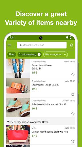 eBay Kleinanzeigen u2013 your online marketplace android2mod screenshots 4