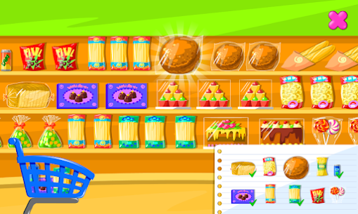 Supermarket Game 5