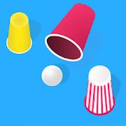 TableTopper-Find The Ball In The Cup (Shell Game)