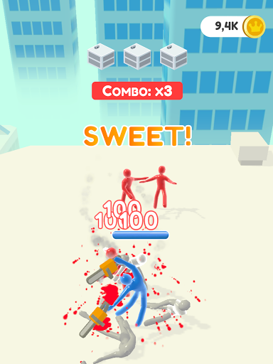 Jelly Fighter: Color candy & stickman games 0.7.0 screenshots 19