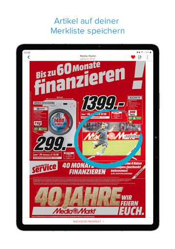 kaufDA - Weekly Ads, Discounts & Local Deals  Screenshots 9